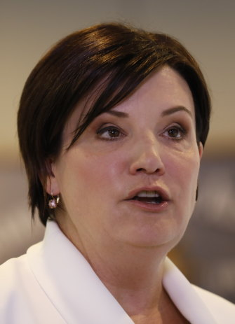 "NSW Labor leader Jodi McKay says Berejiklian has ""lost all moral authority""."