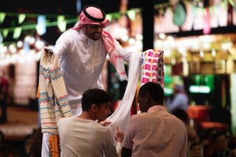 Saudi Arabia's new tourism program was announced at the Open Hearts, Open Doors event in the capital, Riyadh.