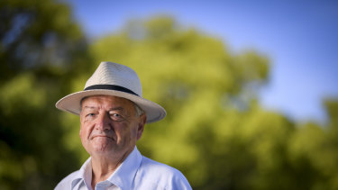 John Kennedy, the new Labor member for Hawthorn.