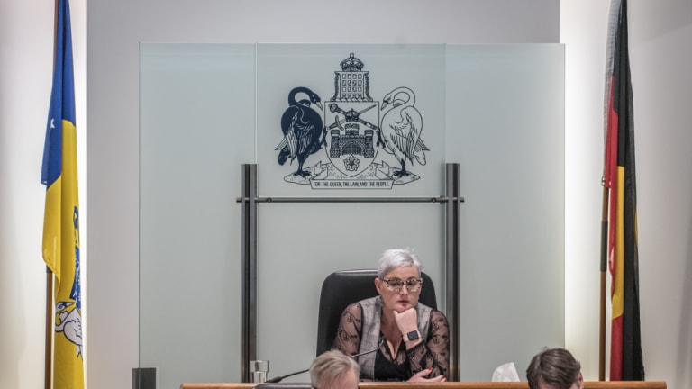 Bec Cody called for a review of Canberra place names that could lead to the removal of those deemed hurtful.
