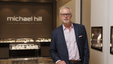 Michael Hill's CEO Daniel Bracken has promised to reimburse staff.
