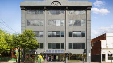 Landlord Barry Janes has sold the Osborne Business Centre building.