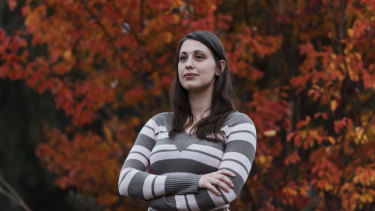Kelly Vaughan-Taylor, 22, has wound up with multiple superannuation accounts.
