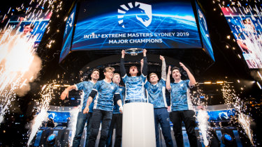 US-based Team Liquid took out the major prize at IEM Sydney on the weekend.