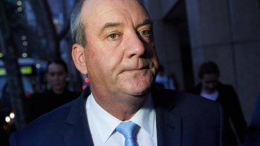 NSW MP Daryl Maguire.