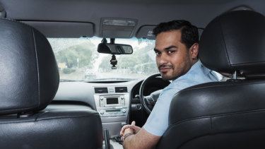 Uber: Meet the people behind the wheel