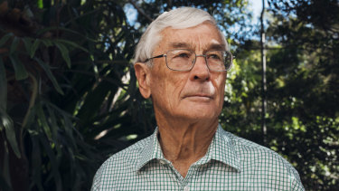 Entrepreneur and philanthropist Dick Smith said he received about $500,000 in franking credits in a single year.
