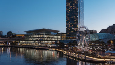 Sofitel Darling Harbour, one of the first to open in 18 years.