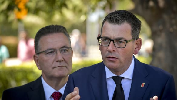 'We can never make every space 100 per cent safe', Premier Daniel Andrews says