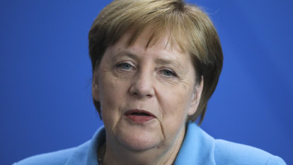 Angela Merkel is downplaying concerns about her health. She's not the first world leader to do so