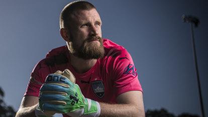Redmayne gets a glove on Socceroos debut