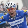 Philippe Gilbert tames the cobbles to win Paris-Roubaix