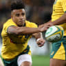 Will Genia breaks arm in second test, will miss Irish series decider
