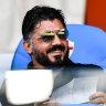 World Cup winner Gattuso replaces Ancelotti at Napoli