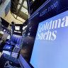 Goldman Sachs looks to build $16b war chest to seize on sharemarket plunge