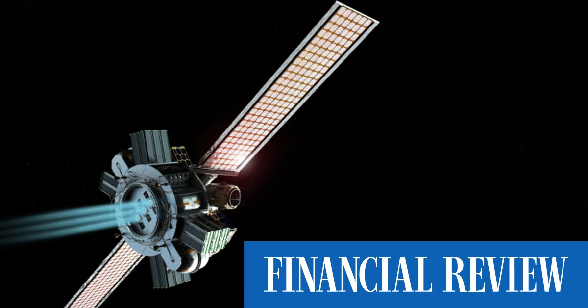 Space companies making one giant leap for Australia