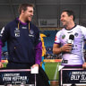 """Ryan Hoffman says Billy Slater decision is a """"flip of a coin"""""""