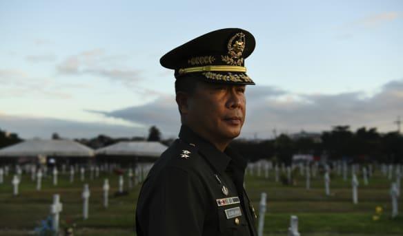 Australia's help stops Islamists spread, says Philippines war hero