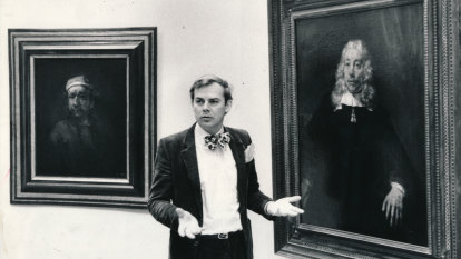 From the Archives, 1984: NGV loses a Rembrandt, gains a Venetian master