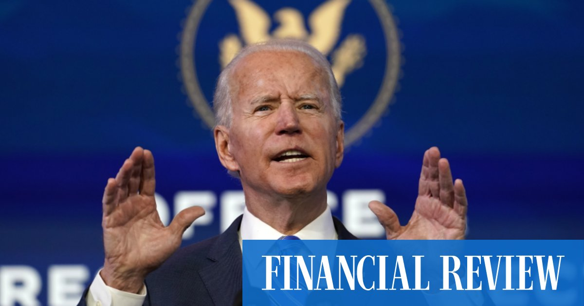 Joe Biden's plan to fix a broken America