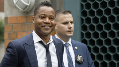 Cuba Gooding Jr. charged with 'forcible touching' of woman at New York bar