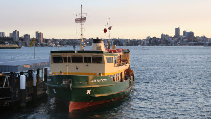 One of Sydney's last grand dames set to return to harbour