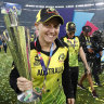 Healy weighs in on the future of women's cricket