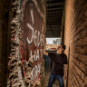 Lost piece of Berlin Wall found in western Sydney warehouse