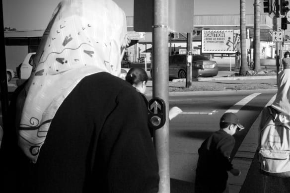 I wore a hijab for decades. Then one day I stopped.