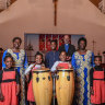 'A new energy': Back to church for the tiny flock made whole by refugees