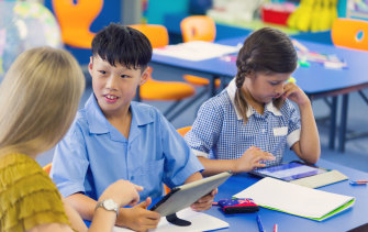 Students at some NSW schools have missed out on planned classes hundreds of times
