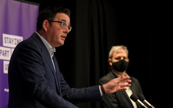 Premier Daniel Andrews says the reforms are designed to stop disability residential services falling into the same crisis as aged care homes.