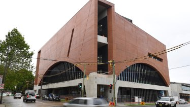 The new rail operations centre near Green Square station in Sydney's inner south was meant to open last year.