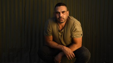 Greg Inglis talks about how tough his life became in an emotional Australian Story on the ABC on Monday.