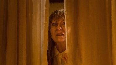 Jacki Weaver stars in the supernatural thriller The Grudge.