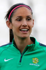 Kate Gill has been appointed co-chief of the PFA.