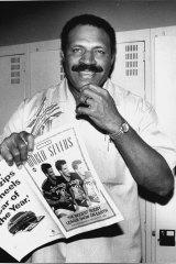 Sitiveni Rabuka in 1992. Rabuka condemned Australia for the report.