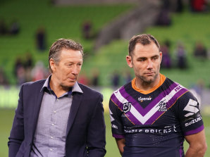 Craig Bellamy will be more 'persuasive' when wanting Cameron Smith to enjoy a spell during games this year.