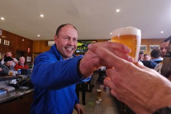 Treasurer Josh Frydenberg, who will hand down his third budget on May 11, said the relief would help smaller brewers and distillers in capital cities and regional towns.