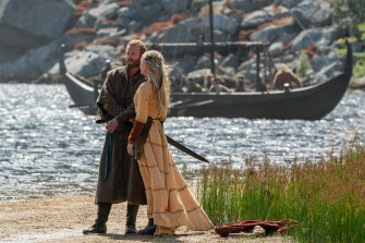Vikings is an uncommonly good-looking show.