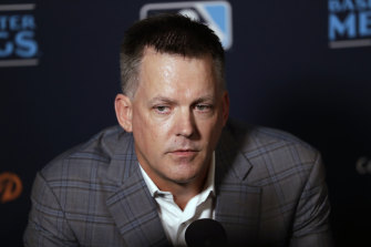 A.J. Hinch has been sacked as manager of the Astros.