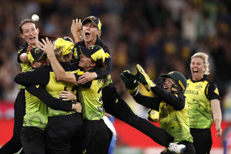 The T20 World Cup in Australia earlier this year was the last major international tournament before the coronavirus pandemic shut cricket down.