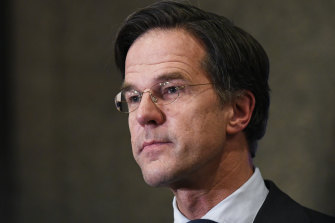 Dutch Prime Minister Mark Rutte outlined the government's new stance on royal succession.