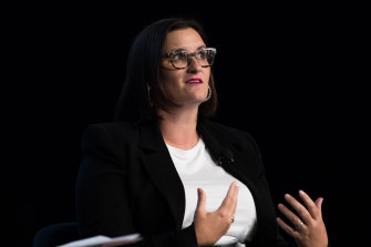 Education Minister Sarah Mitchell has acknowledge problems with Local Schools Local Decisions.