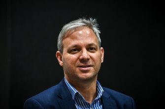 Victoria's Chief Health Officer Professor Brett Sutton.