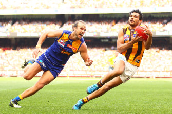 The scientific data is conclusive: No one can catch Cyril Rioli.