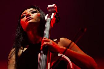 Tina Guo.