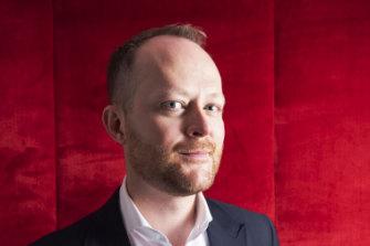 Australian producer Michael Cassel.