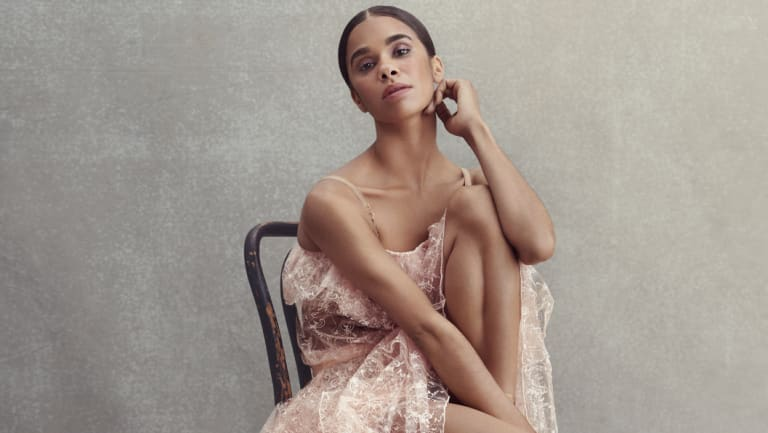 """""""There is a generation of people looking at me thinking, 'That brown girl, she represents ballet and that's what a ballerina is.'"""""""