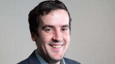 Dr James Lawler, former ASMOF councillor.